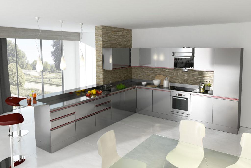 Cucine professionali domestiche frankelia catering equipment - Cucine professionali per casa ...