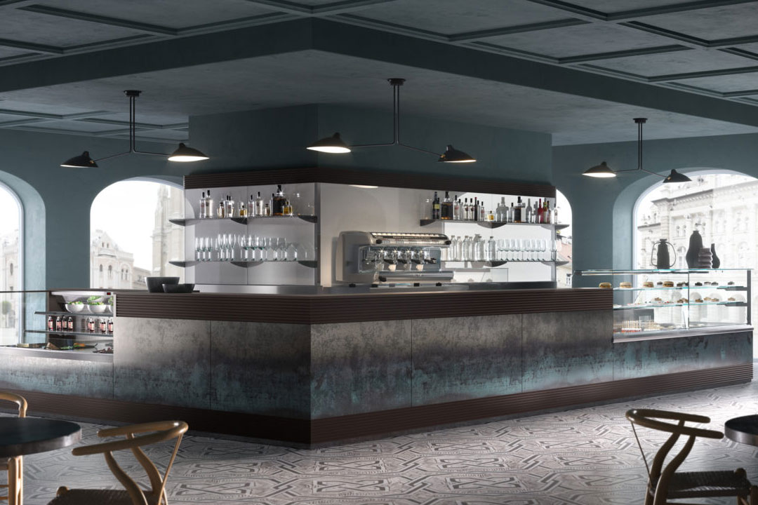 Arredo Bar | Frankelia - Catering Equipment