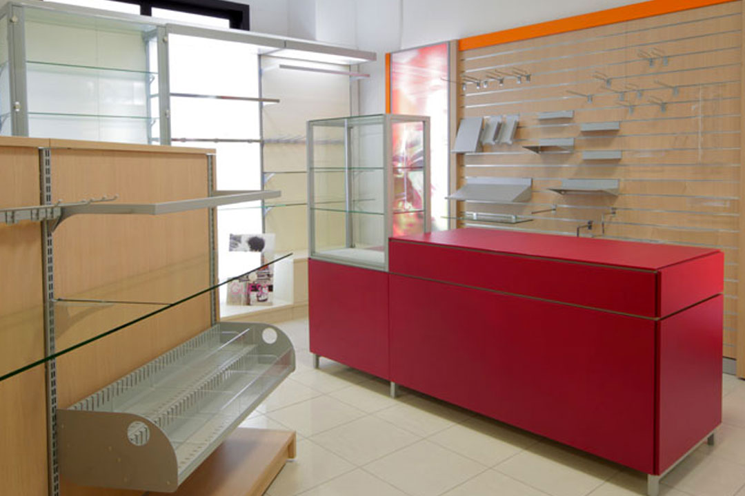 Arredo Negozi | Frankelia - Catering Equipment