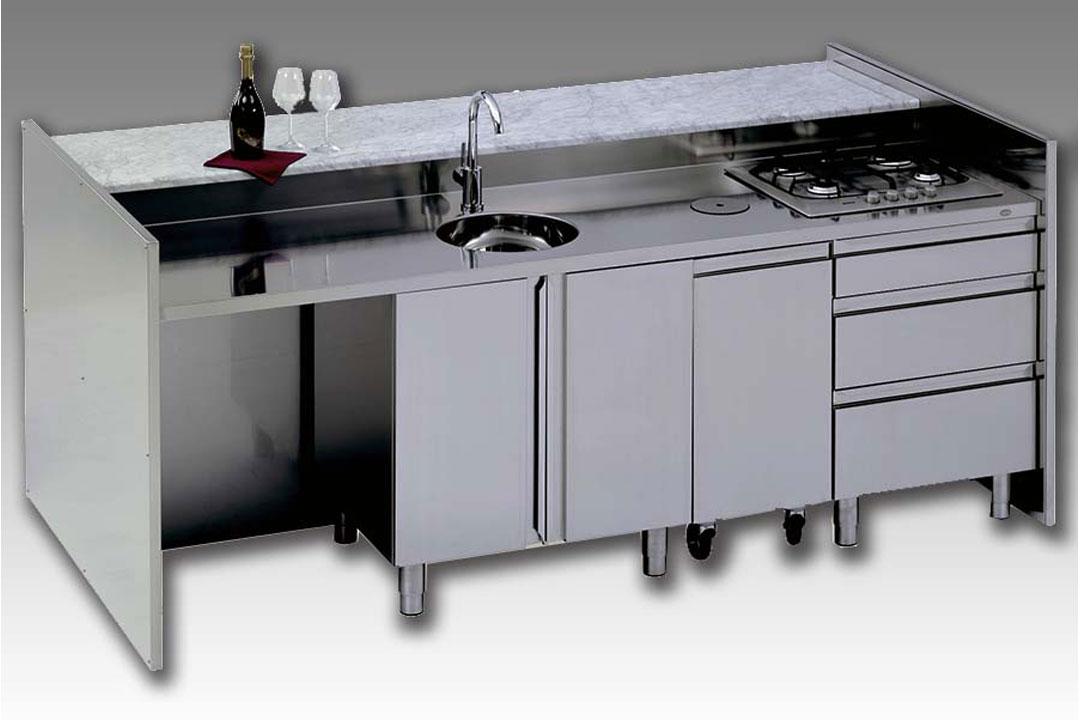 Cucine professionali domestiche   Frankelia - Catering Equipment