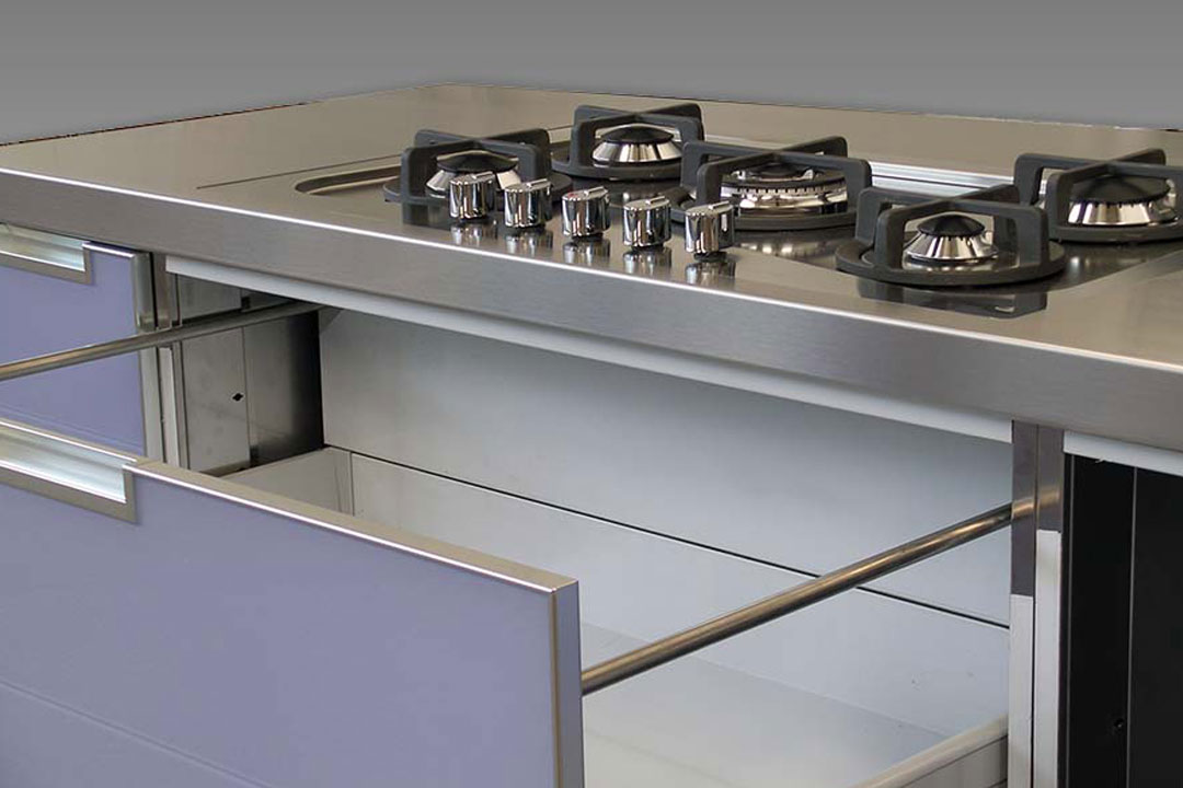 Cucine professionali domestiche | Frankelia - Catering Equipment